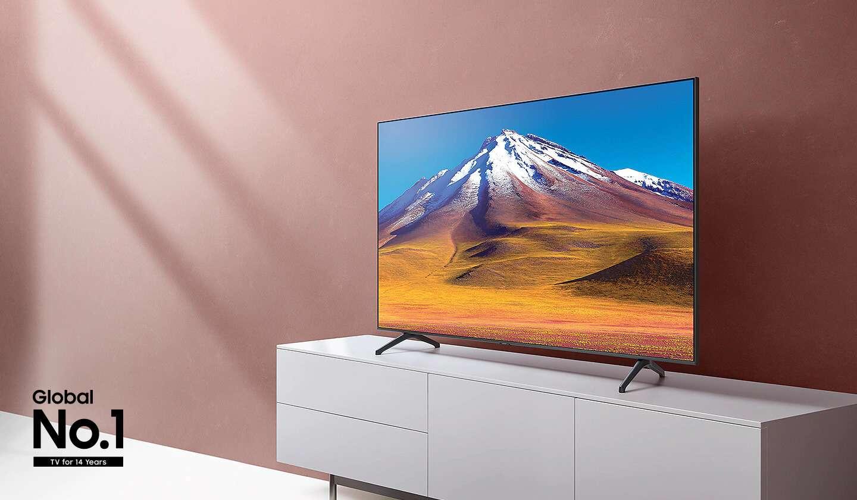 Smart Tivi Samsung 4K 43 inch UA43TU6900 - Sắc Màu Chi Tiết Dành Riêng Cho Bạn